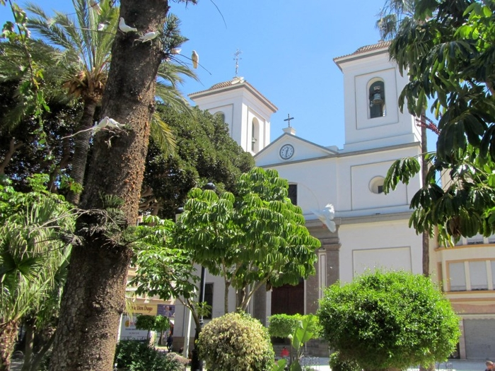 Parroquía de San José in Águilas