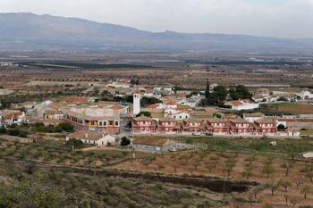 Fuente Álamo pedanías, La Pinilla.