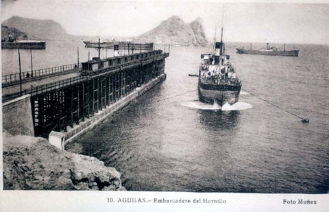 History of Águilas