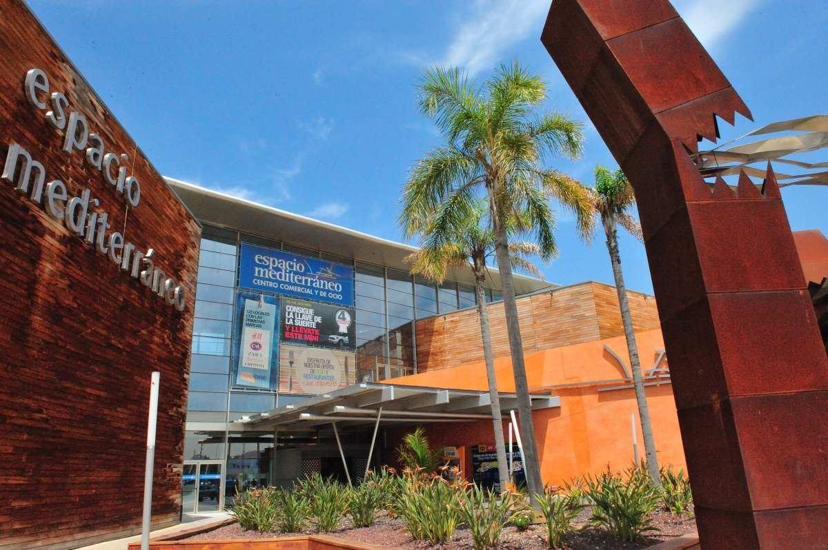 Espacio Mediterraneo Shopping Center Cartagena Spain