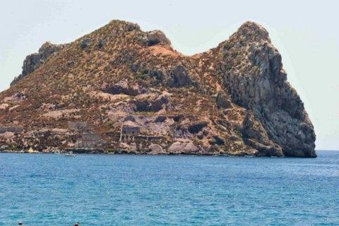 <span style='color:#780948'>ARCHIVED</span> - Isla del Fraile and Embarcadero del Hornillo, Aguilas