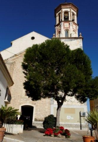 Cehegín, Iglesia Mayor De Santa María Magdalena