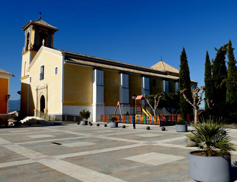 Cehegín, Ermita De La Purisima Concepción