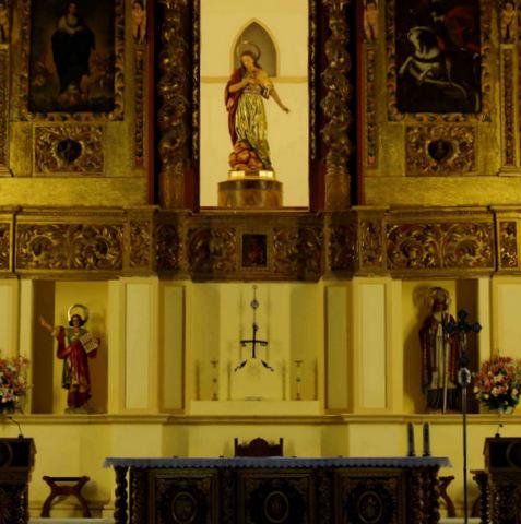 The Cross of Cehegín