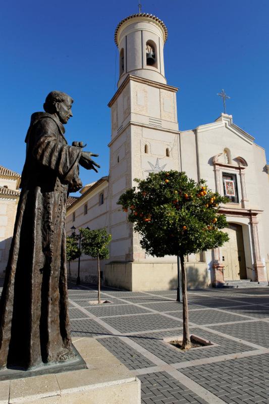 Hours of Mass in Cehegín