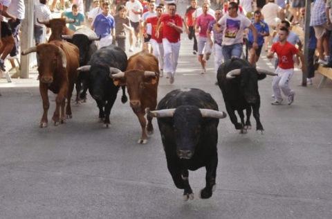 Fiestas in Cehegin