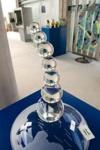 Museo del Vidrio de Santa Lucia