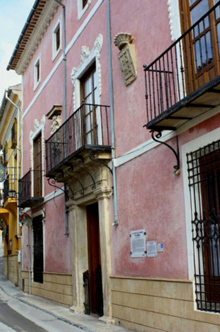 Cehegín opens mansión of the Chico de Guzmán family for visits
