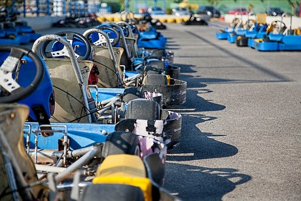 Go Karts Mar Menor, Go Karting in San Javier