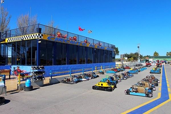 Go Karts Mar Menor, Go Karting in San Javier