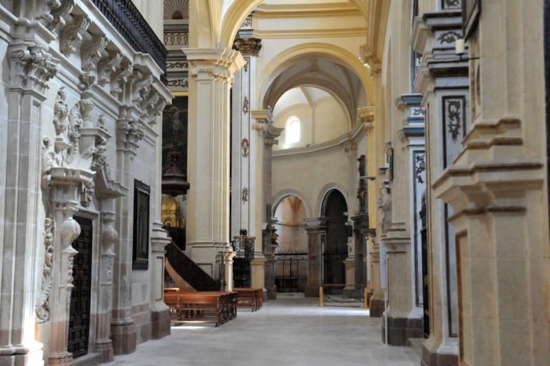 The Excolegiata de San Patricio in Lorca
