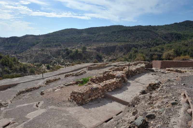 Guided visits to La Bastida in Totana every Saturday and Sunday