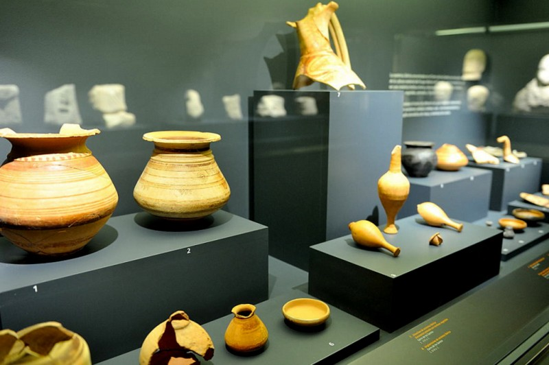The Cayetano de Mergelina archaeological museum in Yecla