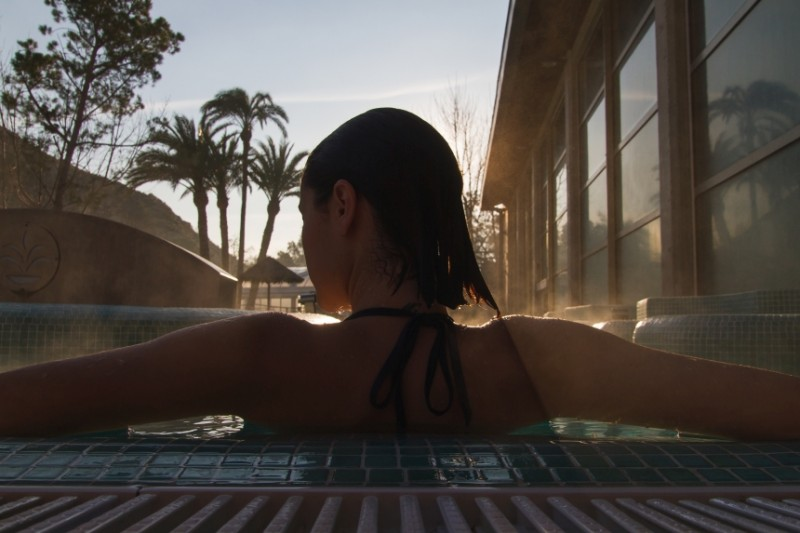 Thermal baths, spa circuit, swimming pools and beauty treatment at the Balneario de Archena