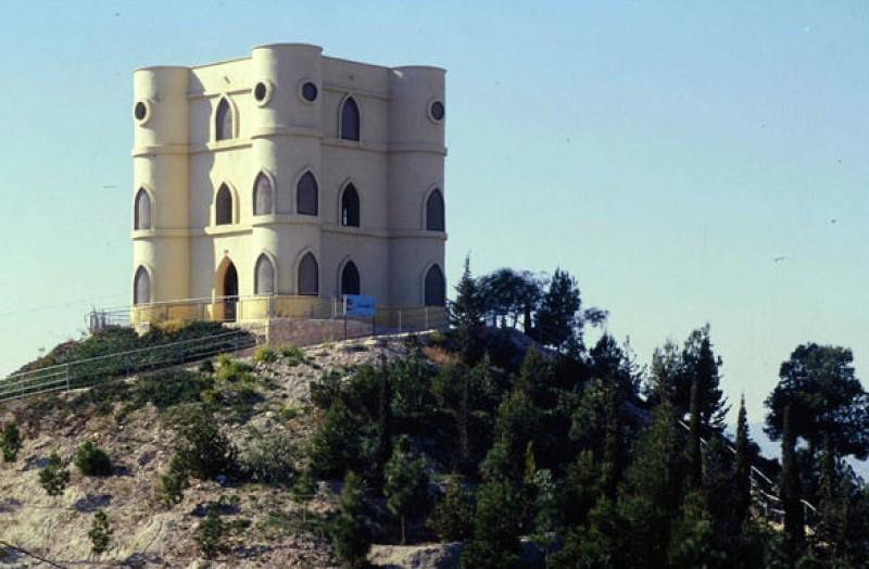 The Castillo de Don Mario in Archena