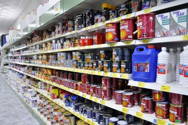 BigMat Fuente Álamo building supplies and hardware