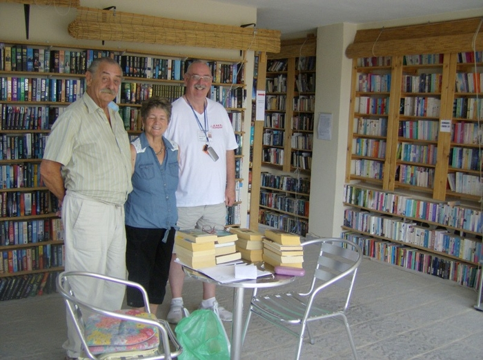 Weekly  Lending Library Camposol