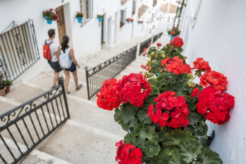 Record spending by British and foreign tourists in Spain continues