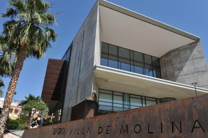 Teatro Villa de Molina, the main theatre venue in Molina de Segura