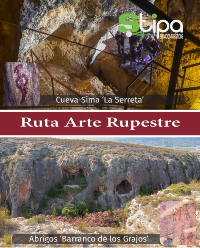 Guided tours of the Prehistoric Rock Art in Cieza