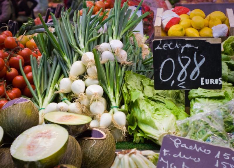 Friday street markets in the Region of Murcia