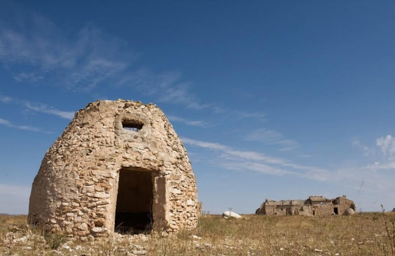 Walking in Jumilla: the Cañada Real from Murcia to Cuenca