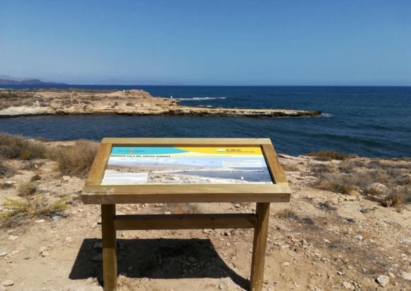 Walking in Águilas: the Marina de Cope route