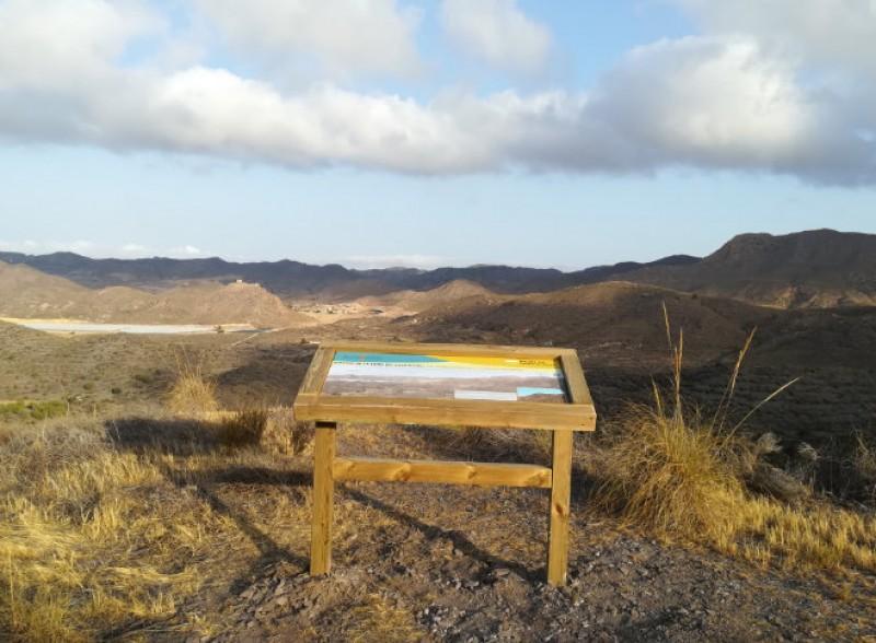 Walking in Águilas: the Sendero del Baladre route in Águilas
