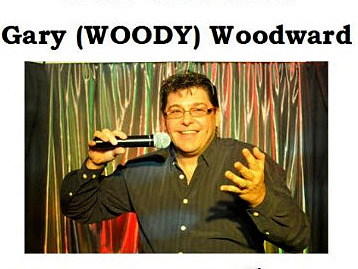 <span style='color:#780948'>ARCHIVED</span> - 15th August, Woody at The Arches, Los Alcazares