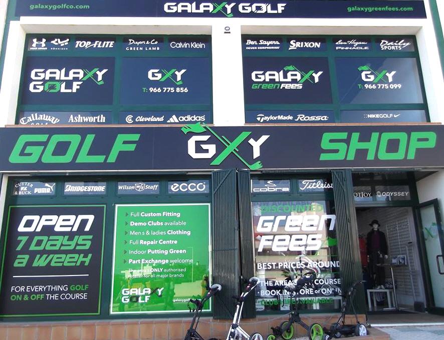 Galaxy Golf