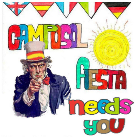 <span style='color:#780948'>ARCHIVED</span> - New volunteers needed for Camposol Fiesta 2014 committee