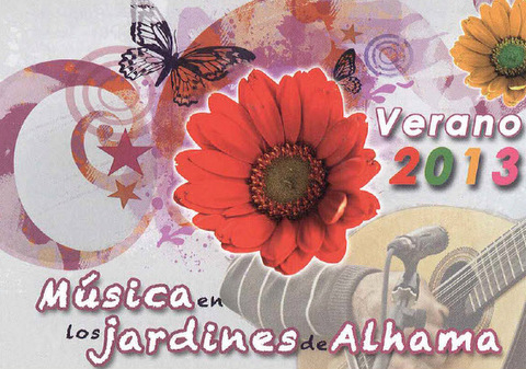 <span style='color:#780948'>ARCHIVED</span> - 4th September, Music in the gardens of Alhama Archaeological museum