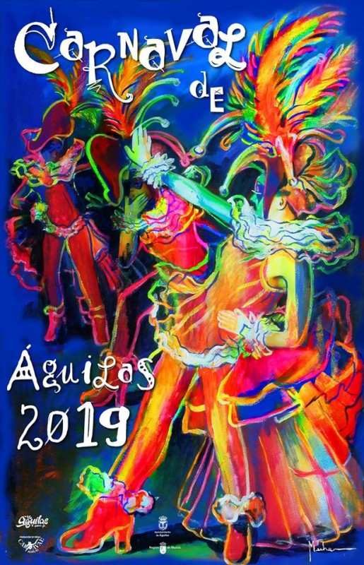 28th February to 9th March 2019 Carnival in Águilas