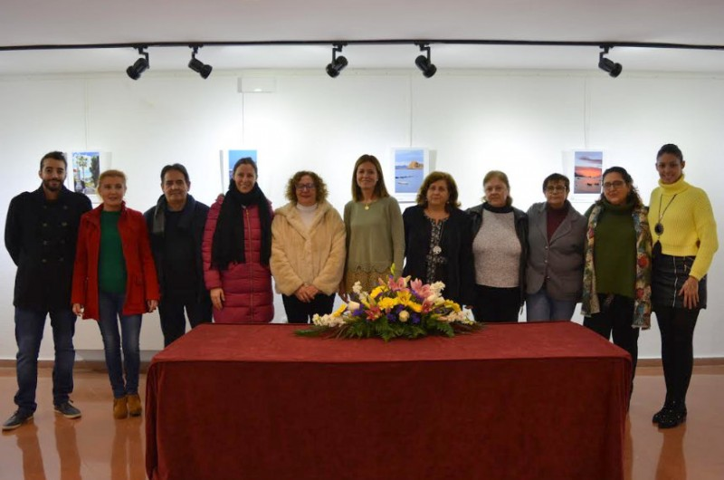 Until 31st January, local photography competition exhibition in Águilas