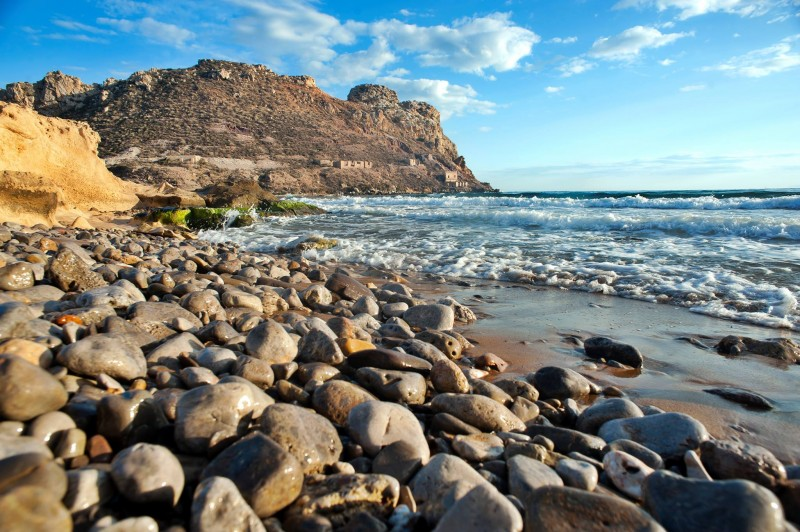 <span style='color:#780948'>ARCHIVED</span> - 21st April 4km FREE guided walk along four wild beaches in the Águilas municipality