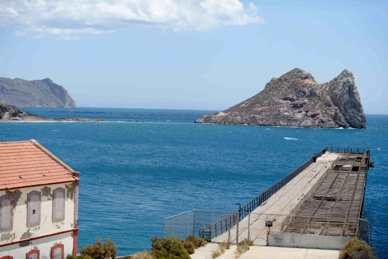 <span style='color:#780948'>ARCHIVED</span> - 23rd June FREE route of the railways tour in Águilas
