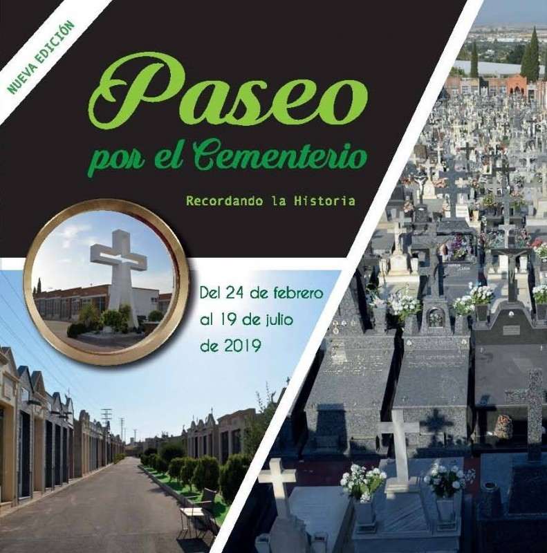 <span style='color:#780948'>ARCHIVED</span> - 25th May : Free guided tour of Molina de Segura Cemetery