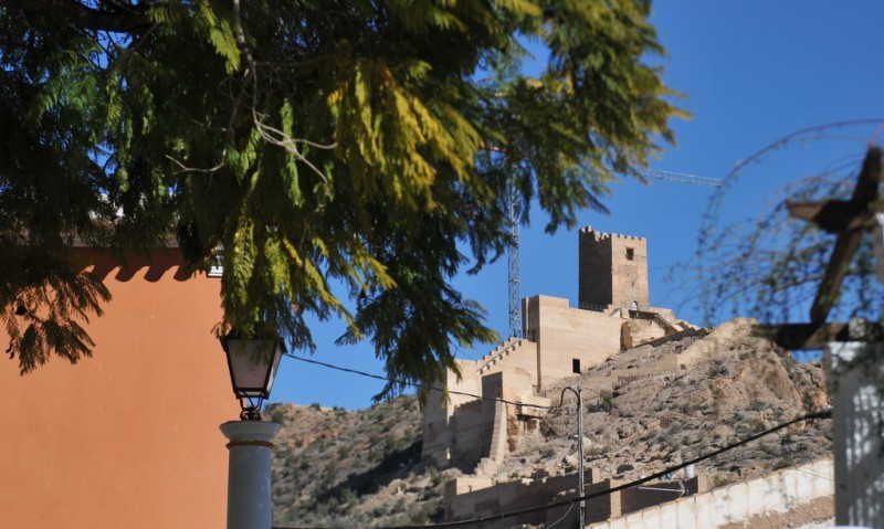 Alhama de Murcia free English language guided audio tour