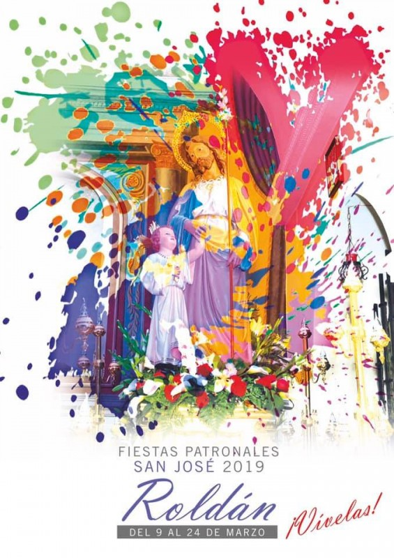 <span style='color:#780948'>ARCHIVED</span> - 9th to 24th March Fiestas of San José in Roldán, Torre Pacheco
