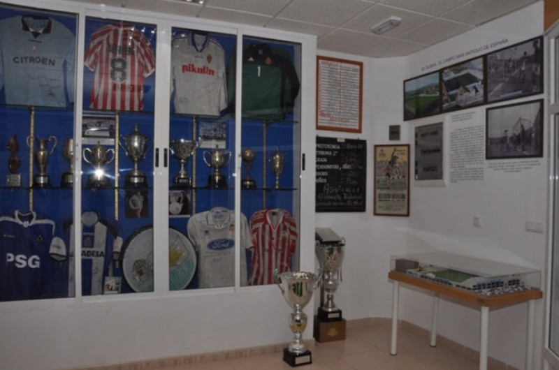 Águilas football museum, memoirs from a 120-year football tradition