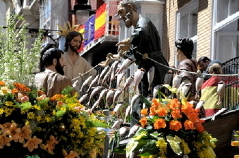 <span style='color:#780948'>ARCHIVED</span> - 12th to 21st April Semana Santa in Cartagena; programme in English