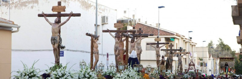 <span style='color:#780948'>ARCHIVED</span> - 12th to 21st April 2019 Semana Santa programme for Alhama de Murcia