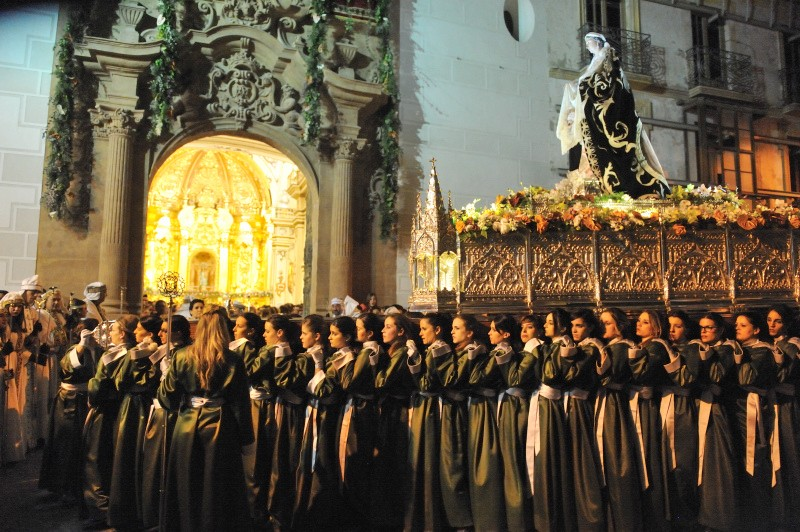 <span style='color:#780948'>ARCHIVED</span> - 12th to 21st April 2019 Semana Santa programme Lorca