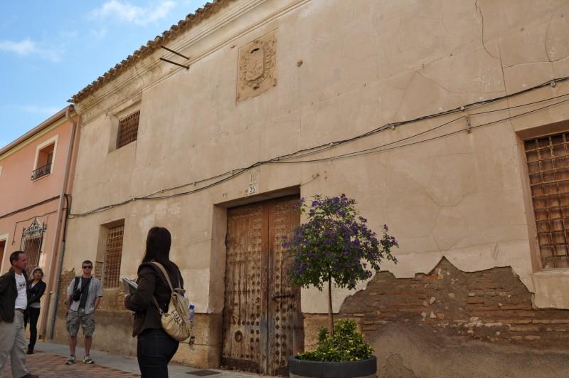 The Fajardos, Marqueses de Los Vélez and overlords of Alhama de Murcia for centuries