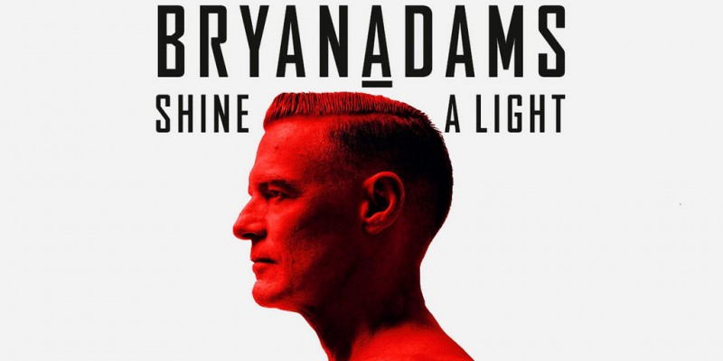 3rd December, Bryan Adams in concert in Murcia; SOLD OUT
