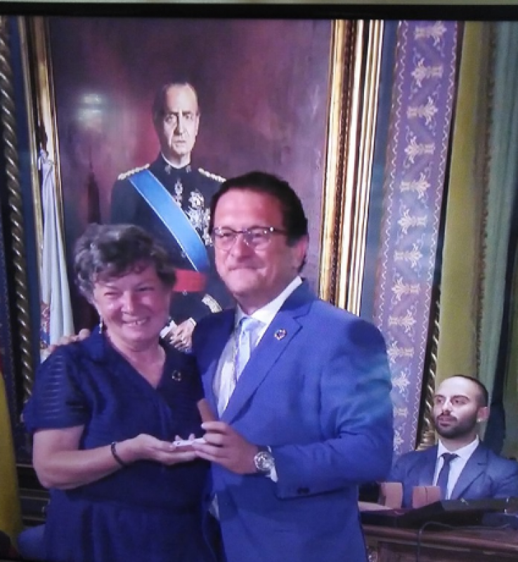 <span style='color:#780948'>ARCHIVED</span> - A message from the newly elected Mayor of Mazarrón