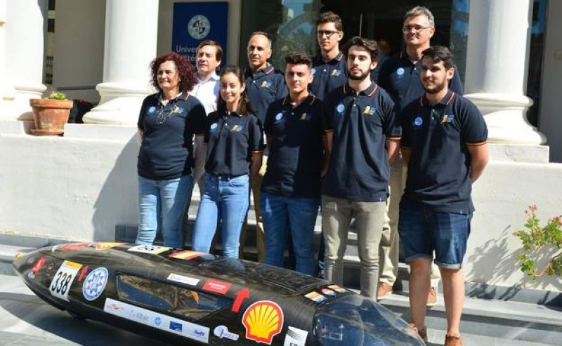 <span style='color:#780948'>ARCHIVED</span> - Cartagena solar-power car attempts to beat its 220-kilometre record in London