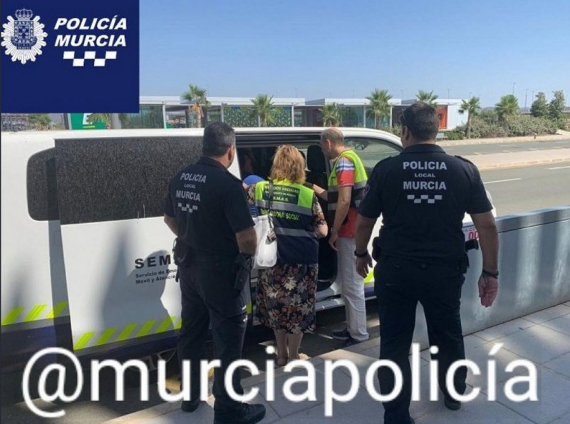 <span style='color:#780948'>ARCHIVED</span> - Man rescued from Corvera airport after 3 days without food!