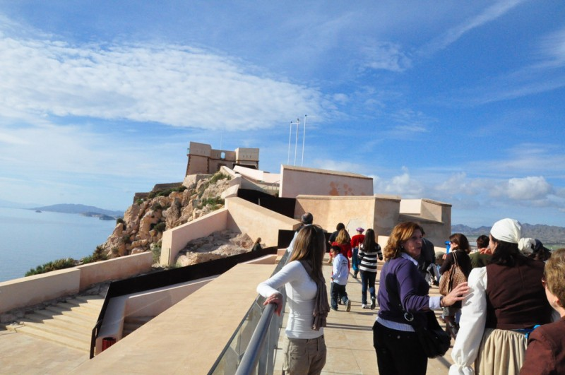 <span style='color:#780948'>ARCHIVED</span> - Sunday 8th September FREE guided theatrical tour of Águilas