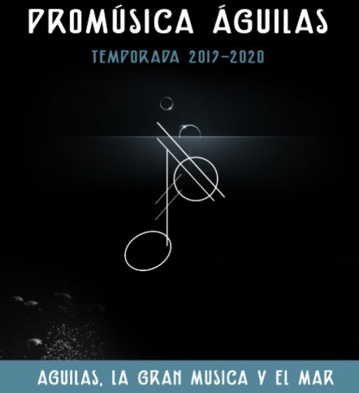 2019-20 Promúsica season tickets offer top value classical concerts in the Águilas auditorium